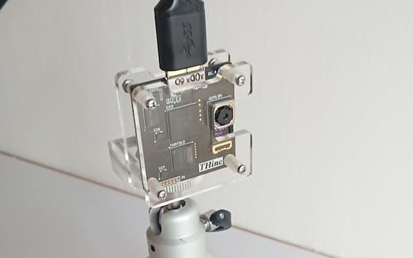 ザインエレクトロニクスの4K対応小型カメラキット