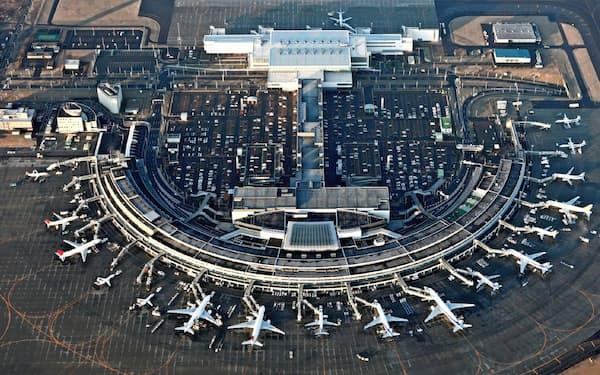 新千歳空港には民営化の柱として期待がかかっていた