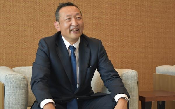 三井不動産レジデンシャルの嘉村社長