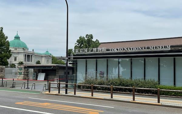 博物館法の見直しでは、望ましい博物館像が模索されている(東京都台東区の東京国立博物館)