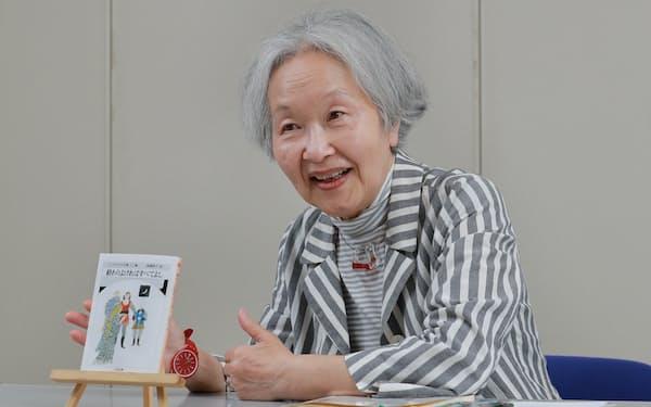 まつおか・かずこ 1942年旧満州新京(現中国・長春市)生まれ。翻訳家・演劇評論家。「ちょっとふざけていい略歴にはシェイクスピアの広報担当って書くことにしているの。翻訳も一種の広報。書いてあることを日本語で広める」