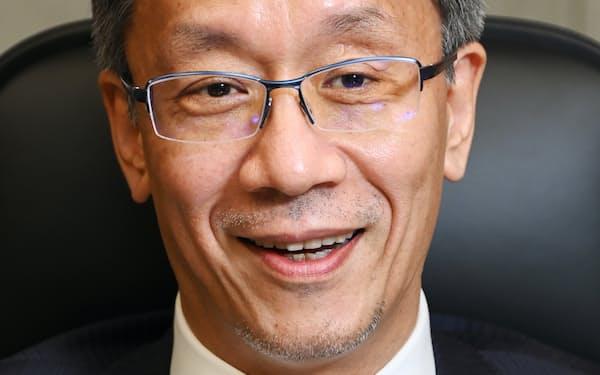 東京大学学長の藤井輝夫氏