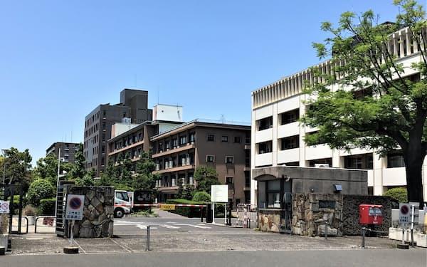 新大学院を開設する香川大学(高松市)