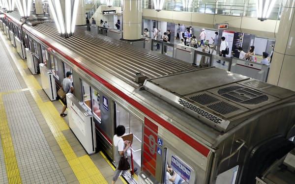 大阪メトロは土日、祝日の減便を取りやめる