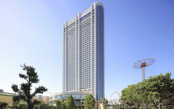 東京ドームホテルの客室を働く場にしてもらう