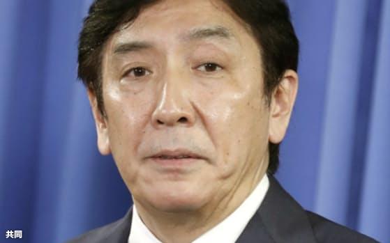 前経産相の菅原一秀衆院議員