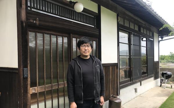 オオミシマワークスの増田茂樹社長