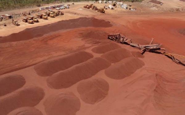 ローパーバレー鉄鉱石鉱山の100%の権益を取得した(ホアファット提供)