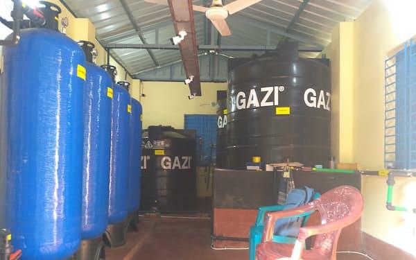 両社はバングラデシュなど途上国での商業化を予定する