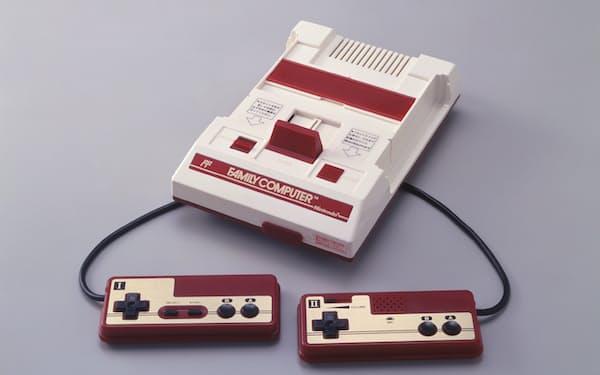 1983年発売の「ファミリーコンピュータ」
