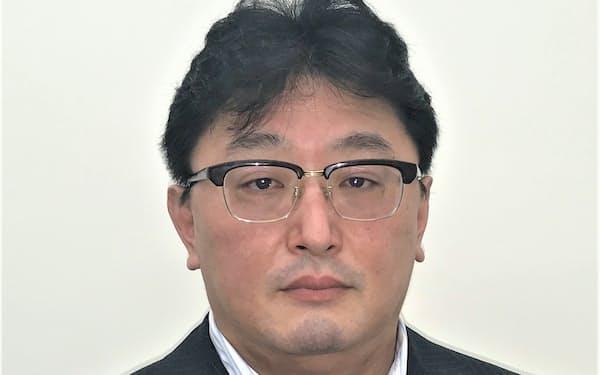 桃山学院大学の井峯武キャリアセンター事務課長