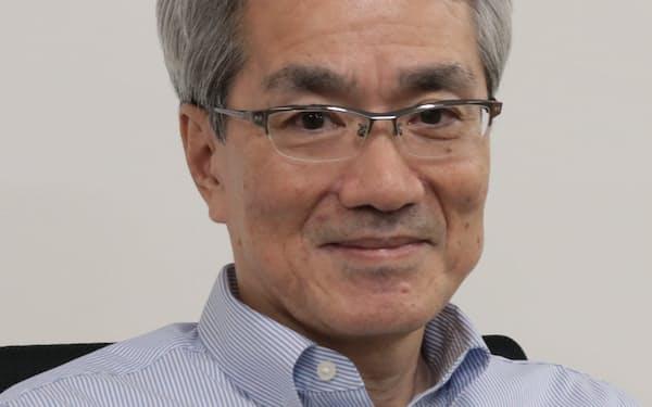 大阪大学特任教授の松浦善治氏