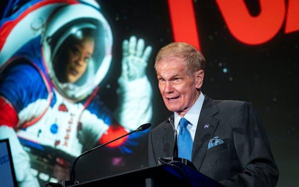 NASAは金星探査ミッション2件を採択したと発表した(2日、ワシントン)=ロイター