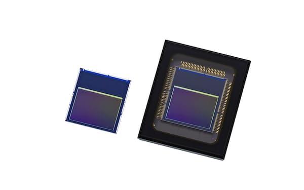 ソニーはAI処理機能を搭載した画像センサーを開発するなど、スマホ向けの次の柱の育成を急ぐ