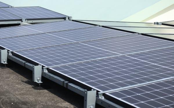 太陽光発電で余る電力の活用が課題となっている