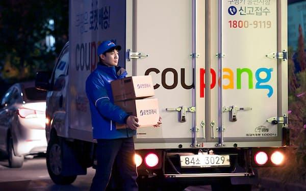 日本では韓国とは違う手法でネット通販サービスを始める