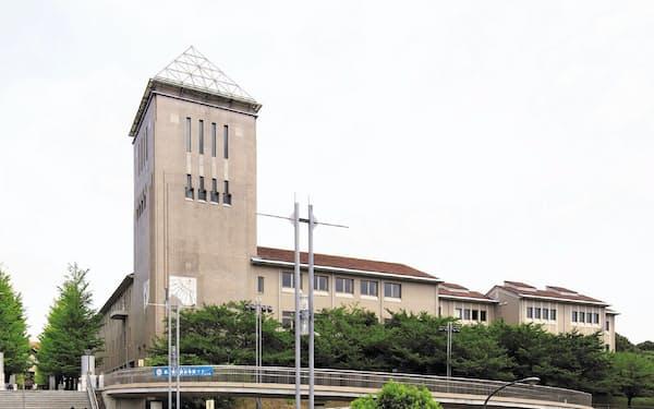 東京都立大学の南大沢キャンパス(八王子市)などで実証実験をする