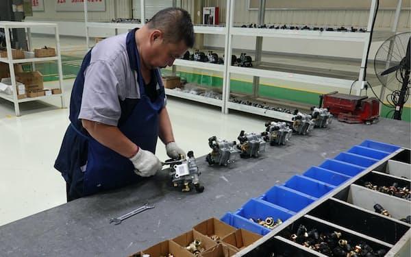 資源高は部品の値上がりを通じて製品価格を押し上げる(貴州省のバスメーカー)