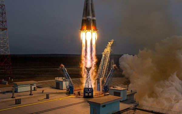 ワンウェブが関連する衛星通信の打ち上げ(ロイター)