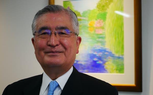 HCSHDの加藤俊彦社長