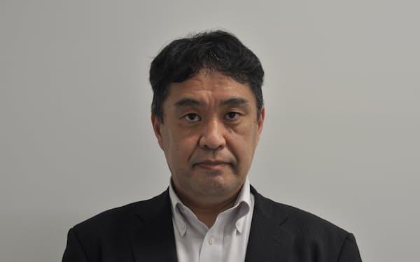東北学院大学就職キャリア支援課の福田克俊課長