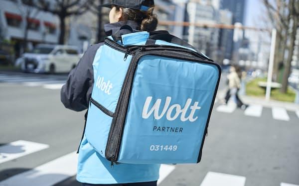 Woltはフィンランドでサービスを開始。日本でも北海道・東北など雪国での展開でも実績がある
