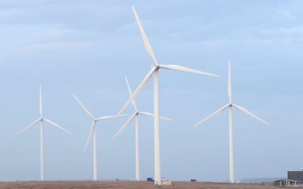北海道では風力や太陽光といった再エネ発電の導入が進む