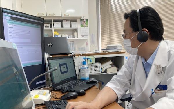 オンライン診療に積極的に取り組む医師はまだ少ない