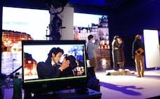 ソニー、ロケなしで映画撮影 次世代LEDが映像革新