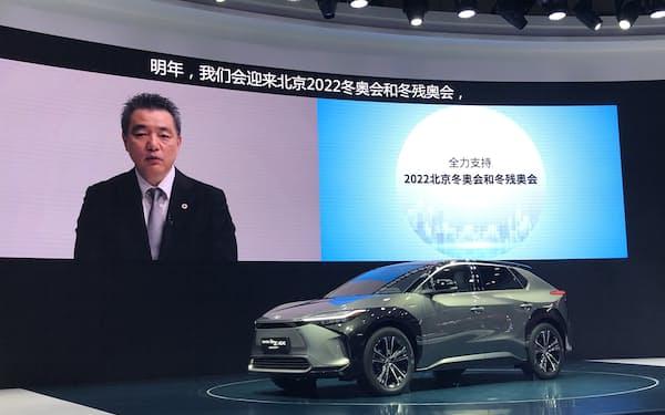 豊田自動織機の取締役候補となる前田氏はトヨタでEV開発を主導