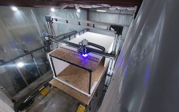マイティ・ビルディングズは3Dプリンターで住宅を製造する