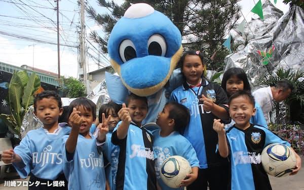 川崎は9月をめどにベトナム現地にサッカースクールを開校する=川崎フロンターレ提供