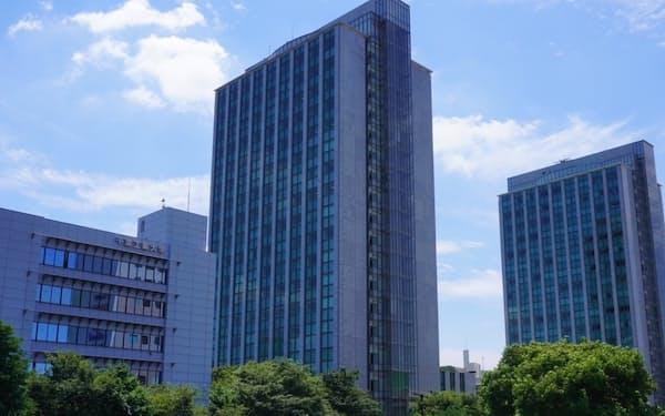千葉工業大学の津田沼キャンパス(千葉県習志野市)