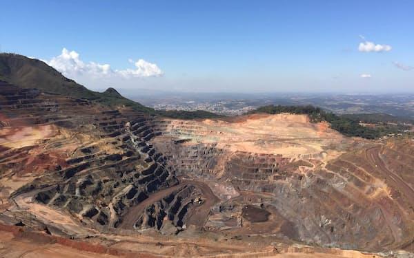 伊藤忠やCSNが参画するブラジルの鉄鉱石鉱山