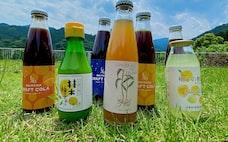 「香りのもと」入りのユズ飲料、小規模生産で機動的に