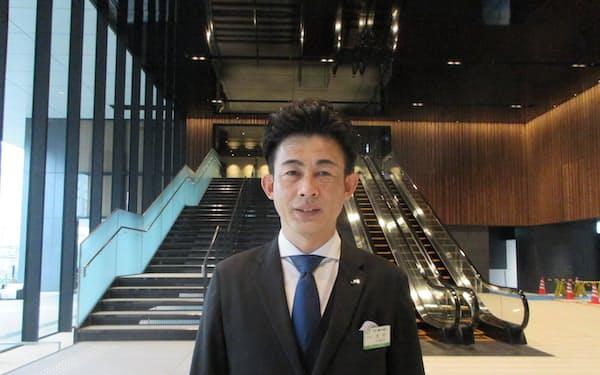 「川崎らしいイベントを催したい」と話す木村さん