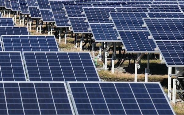 再生可能エネルギーの利用など環境にどう配慮しているかもESGの評価項目となる