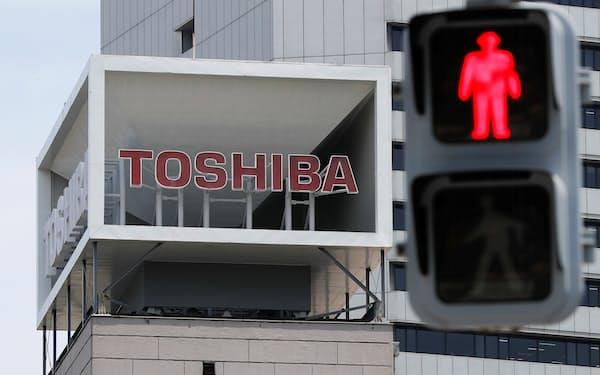 弁護士らの調査報告書は2020年の東芝の株主総会を「公正でなかった」と結論付けた=ロイター