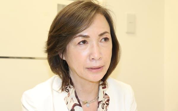東京・生活者ネットワークの山内玲子共同代表
