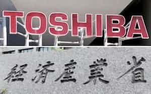 東芝の臨時株主総会で選任された弁護士がまとめた報告書で、「東芝と経産省はいわば一体となり、株主提案権の行使を妨げようと画策」と記された。