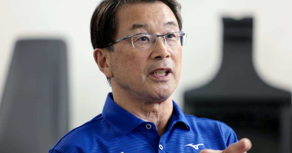 競泳の名伯楽、鈴木陽二コーチ 33年ぶり世界一への挑戦