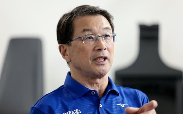 鈴木陽二コーチは五輪に向け「久しぶりにワクワクした気持ち」と語る