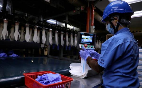米税関・国境取締局(CBP)はトップ・グローブの「強制労働」を指弾する=ロイター