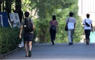 大学生(東京都新宿区)