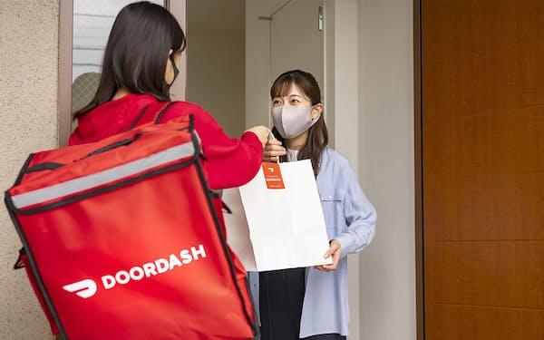 ドアダッシュが日本に進出。仙台からサービスを始める
