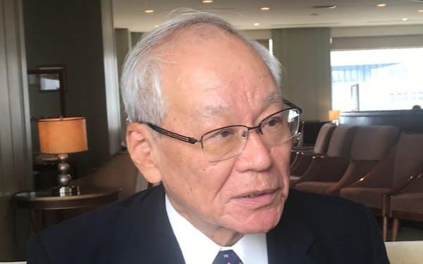 横倉氏は地域の医療はパンデミックをほとんど想定していないと述べた
