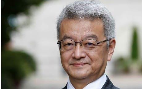 米コロンビア大学の伊藤隆敏教授