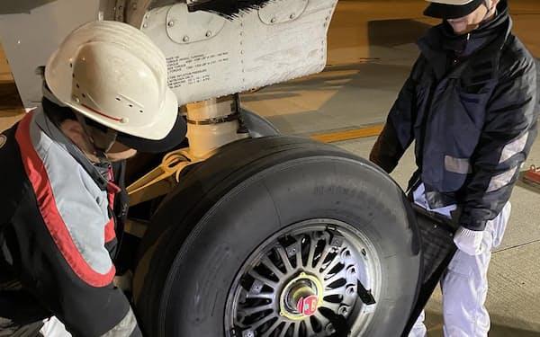 ブリヂストンが始めたデータを駆使した航空機タイヤ交換サービスは知財部門が支えた