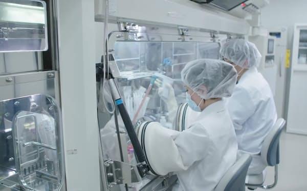 動物用の再生医療薬は国内で初めての発売となる