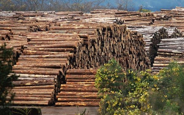 林野庁は国産材の利用拡大を促す